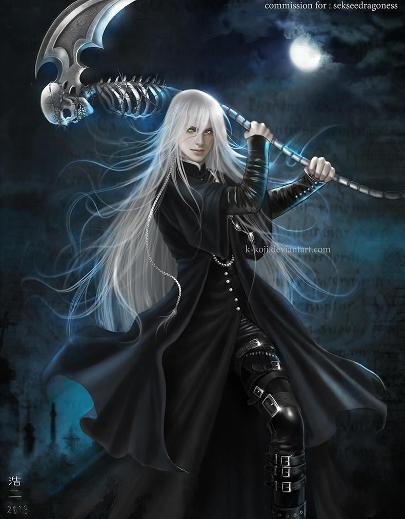 Kuroshitsuji: Undertaker by K-Koji