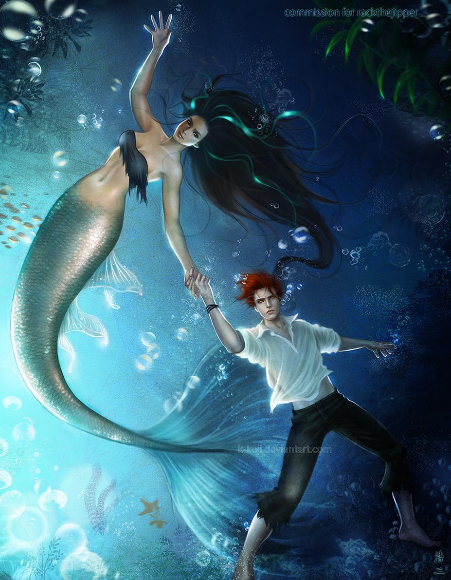 The Ocean is Fun! by K-Koji