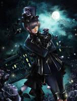 CIEL PHANTOMHIVE by K-Koji