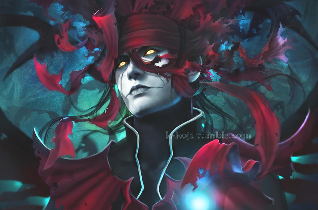 FF7 Vincent Valentine: Chaos By K Koji ...