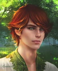 Portrait Commission: Ian