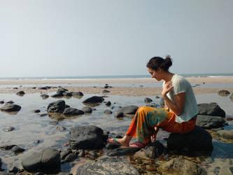 Kashid beach photo shoot - 1 by nuklar