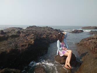 Kashid beach photo shoot - 2 by nuklar