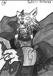 Trading Card: Yatiri of Gilneas by chekeichan