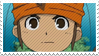 Endou Mamoru stamp by LightJojo