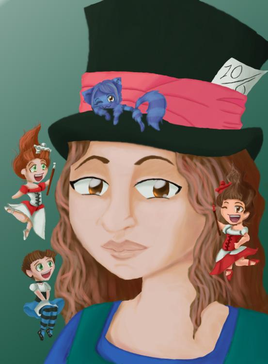 Personal Wonderland by ShadowDragonMistress