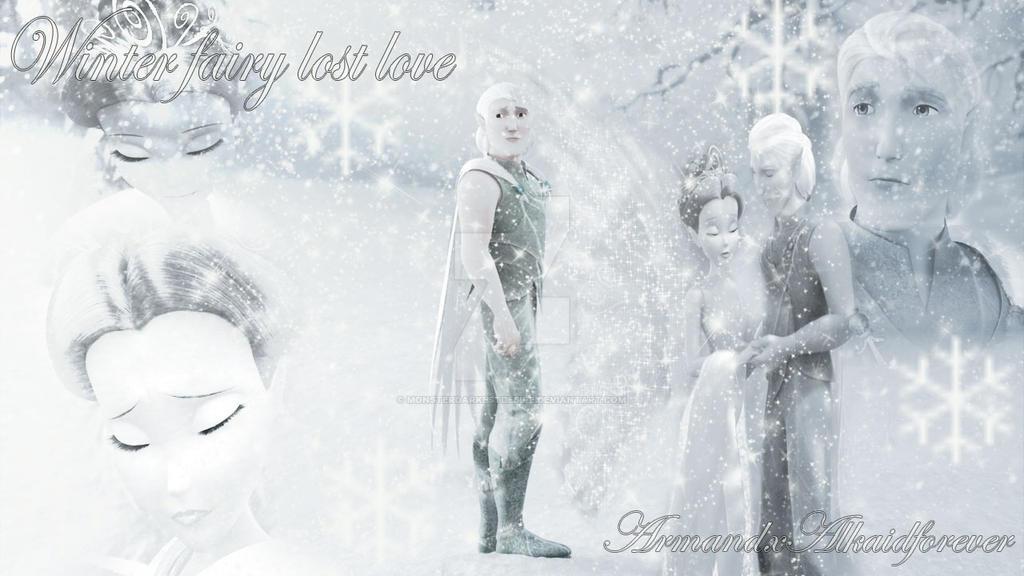 Winters fairy, lost love by MonsterDarkestdesire