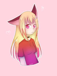 Luna is so cute-- by arikyy