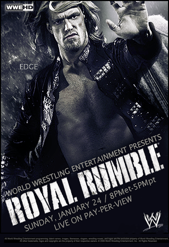 Image result for royal rumble 2010 poster