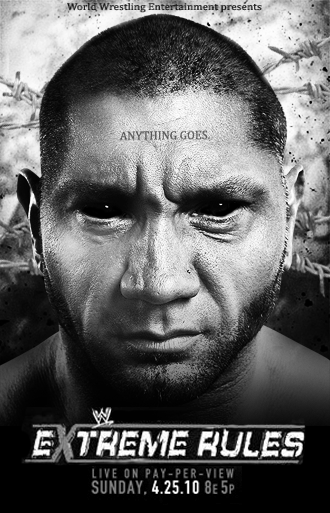 WWE Extreme Rules 2010 by Rzr316