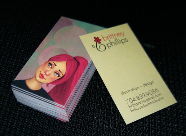 my business cards by dayliwonder23