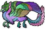 (OPEN) Songbird Gryphon OTA/NYP/Pay What You Want by SummerlandsRanch