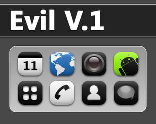 Evil V.1 by jasonevil