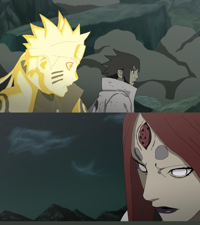 Naruto chapter 679 by theSheepNinja