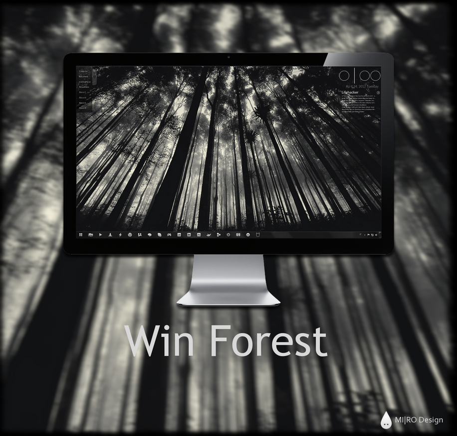 Win Forest by DeviantMM