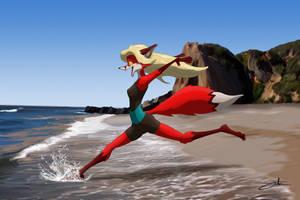 Ocean Run by jprengaman