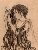 Enchanted tresses, thread by thread by oboe-wan