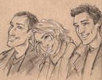 Nine's team TARDIS