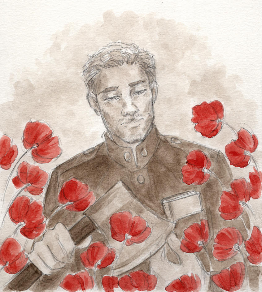 Armistice Day 2014 by oboe-wan