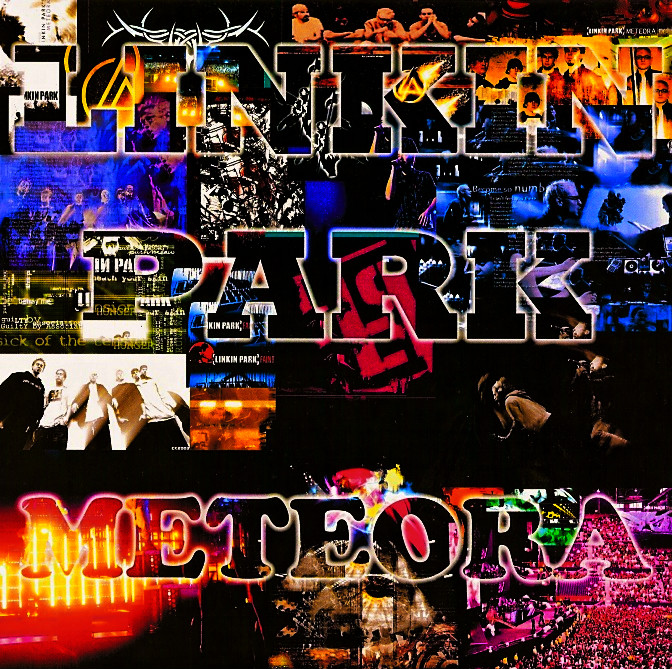 LP Meteora Album Cover By LaurMicheller On DeviantArt