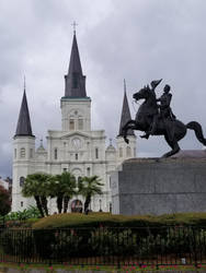 Jackson Square by RenaissancePurple
