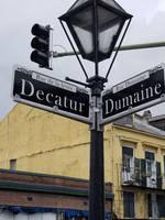 Decatur and Dumaine by RenaissancePurple
