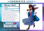 Heroes of Dragonstone - RAYNE ref