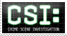 CSI Stamp 2 by Nicktthewolf
