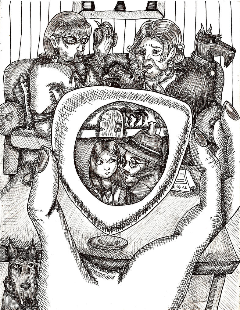 Coraline - Page 2 by FaeAnna on DeviantArt