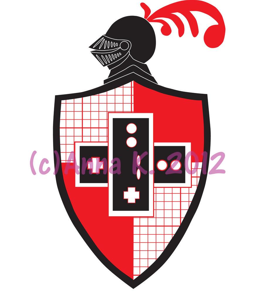 Black Knight Logo - WIP
