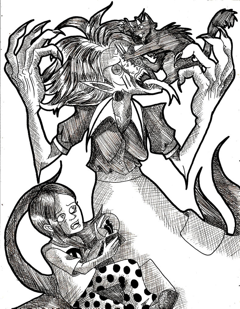Beldam Coraline Book