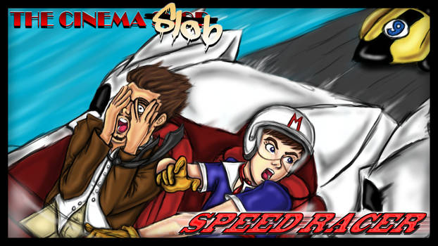 The Cinema Slob: Speed Racer Title Card