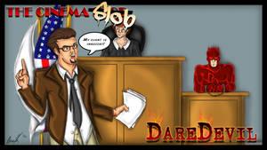 The Cinema Slob: Daredevil Title Card