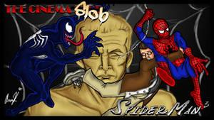 The Cinema Slob: Spiderman 3 Title Card