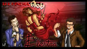 The Cinema Slob: Elektra Title Card