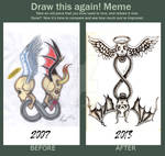 Draw This Again - One Immortality