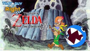 TGOTR Zelda DX Link's Awakening Title Card