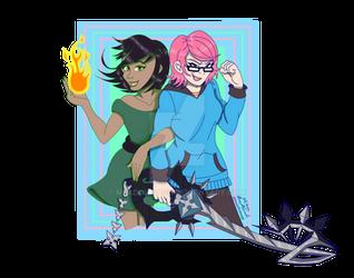 Request: Amanda and Alice