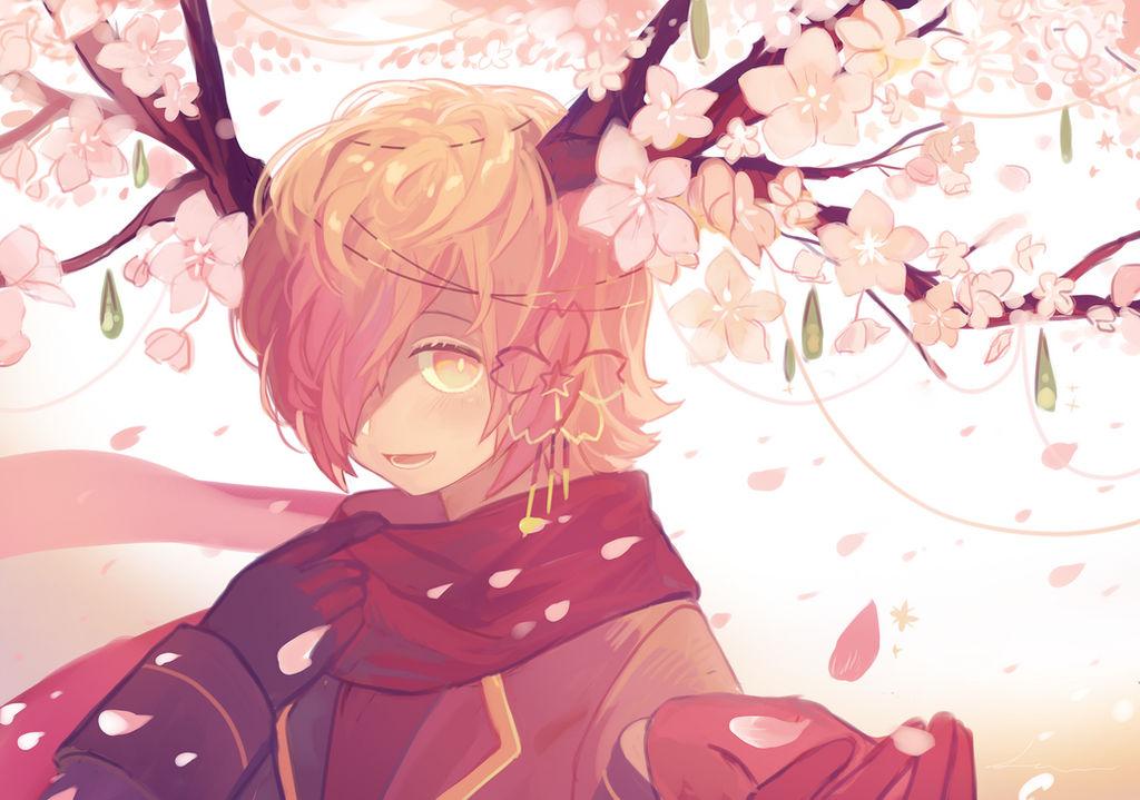 Sakura by caphricina