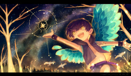 Wings of Hope by caphricina