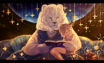 Good Night, My Son. by caphricina