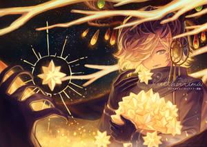 Pulcherrima -The Star Seekers Character Art book-