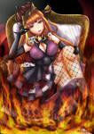 Queen Coco by chiyaransu