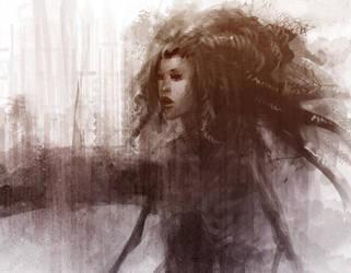 big hair by Shiira
