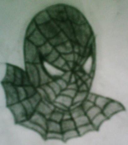 Spiderman Sketch by yen21