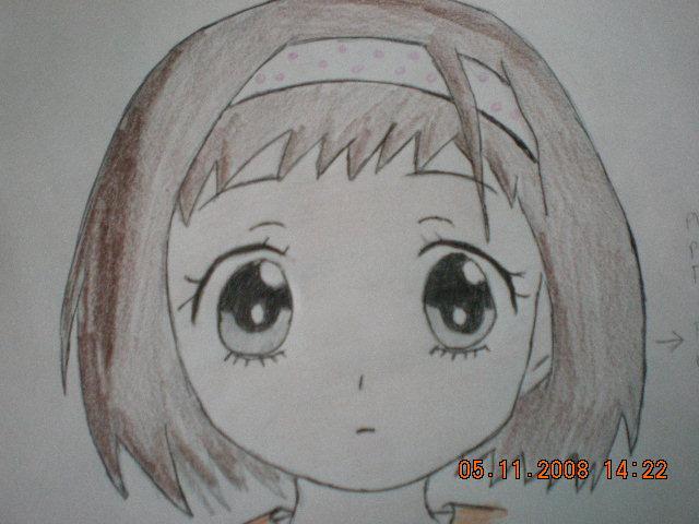 Cute girl by yen21