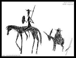 Quijote by KelpyKrad