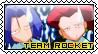 Team Rocket Stamp