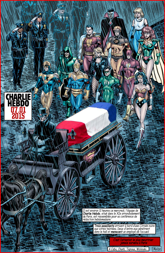 Charlie Hebdo - 07.01.2015 by moltonel72