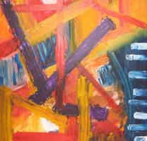 Love - OLD Painting by cjheery